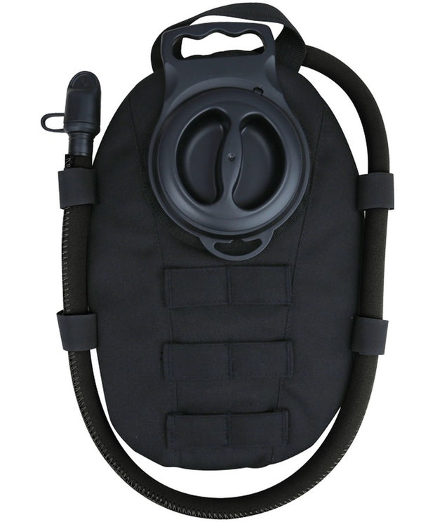 aqua bladder molle black hydration pack water pouch fits to plate carrier