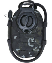 aqua bladder black camo btp black