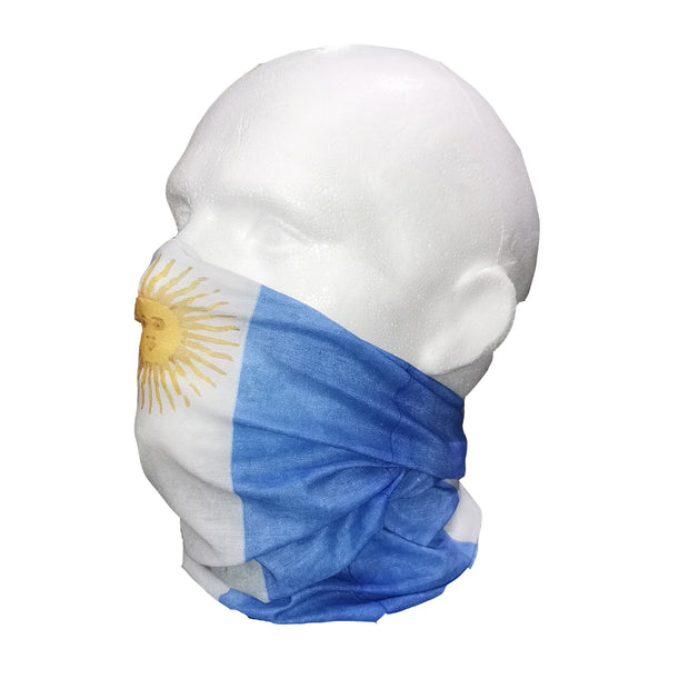 Argentina flag snood