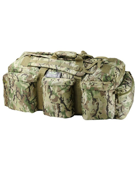 Assault Holdall 100ltr BTP Bag Kombat UK - The Back Alley Army Store