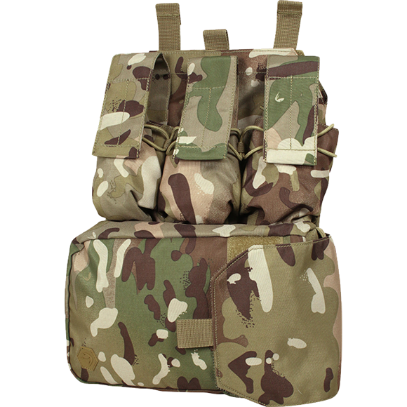 VIPER Assault panel-Vcam camo full molle chest pouch/rig