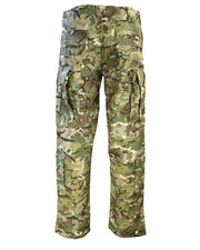 Assault Trouser ACU Style-BTP with reinforced seat area and 2 back pockets