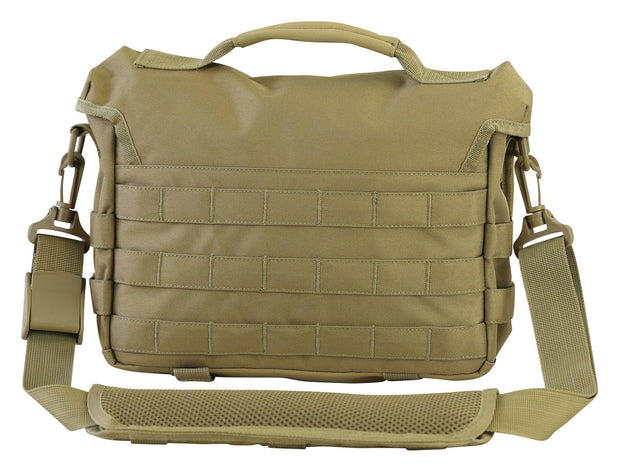 Messenger Bag 10ltr-Coyote brown tactical sidebag