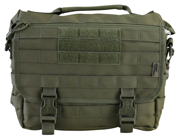 Messenger Bag 10ltr-olive green tactical sidebag