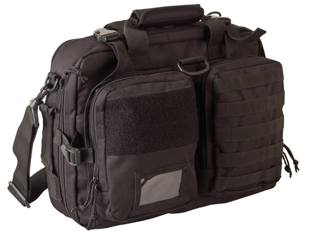 30 litre navigation bag black front molle