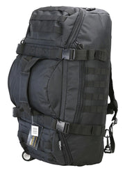 Operators Duffle 60ltr<br>Black tactical backpack