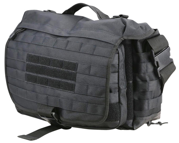 Operators Grab 25ltr Black Bag Kombat Tactical - The Back Alley Army Store