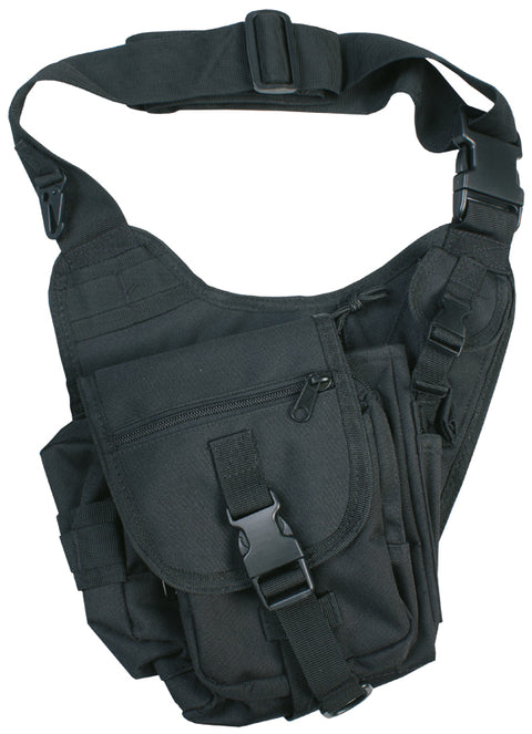 Tactical Shoulder Bag 7ltr- Black