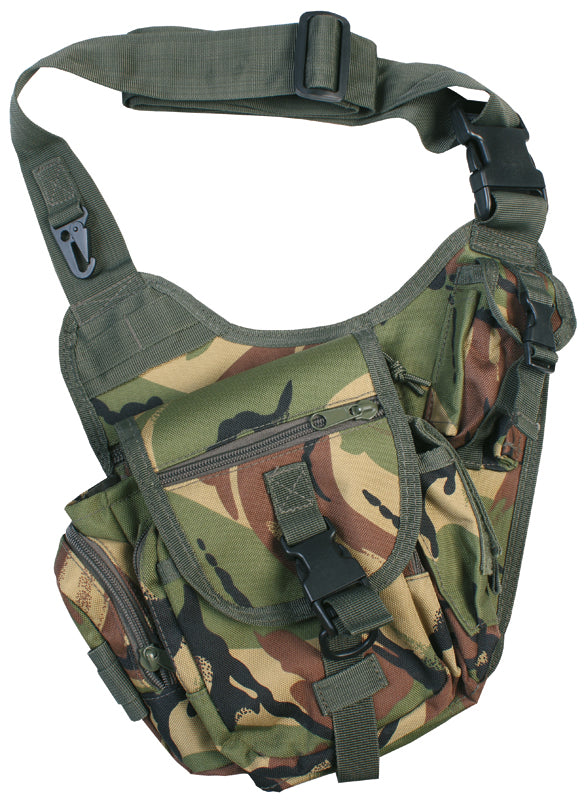 Tactical Shoulder Bag 7ltr- DPM