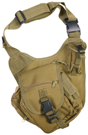 Tactical Shoulder Bag 7ltr- Coyote