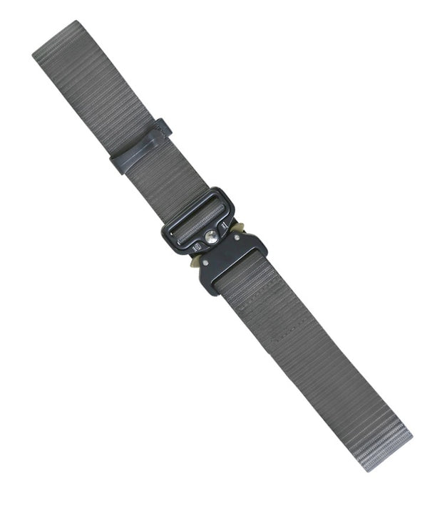 Recon belt-Gunmetal