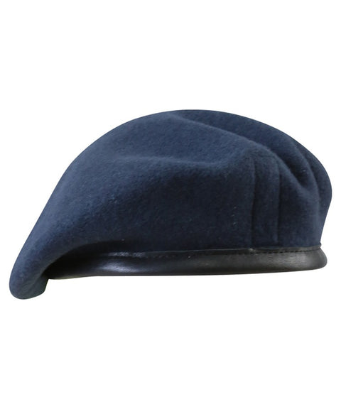 Beret-RAF blue 55 / RAF blue headwear Kombat UK - The Back Alley Army Store