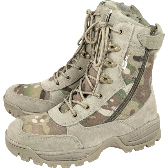 VIPER-Spec.ops boots-Multicam  footwear Viper Tactical - The Back Alley Army Store