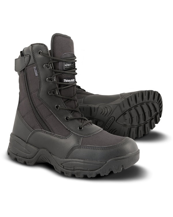 Spec.ops Recon boot-Black  footwear Kombat UK - The Back Alley Army Store