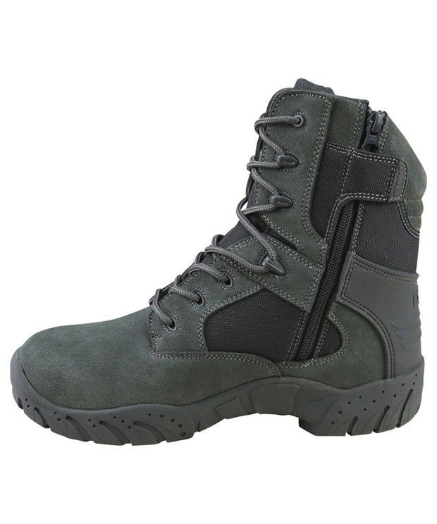 Tactical pro boot-50/50-Gunmetal grey