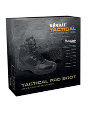 6 inch Tactical pro boot-Black