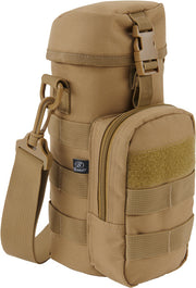 Molle bottle pouch/bag-Coyote  Equipment Brandit - The Back Alley Army Store