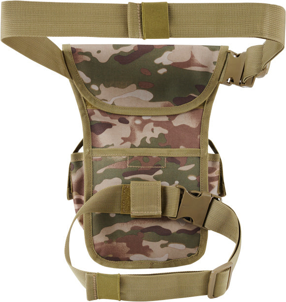 BRANDIT-Leg bag-Tactical camo