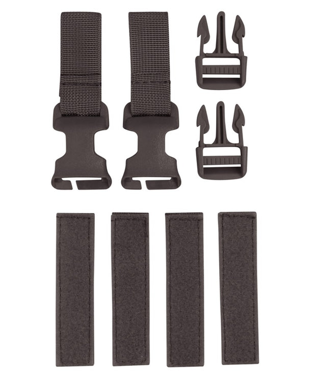 Buckle-tek conversion kit-Black