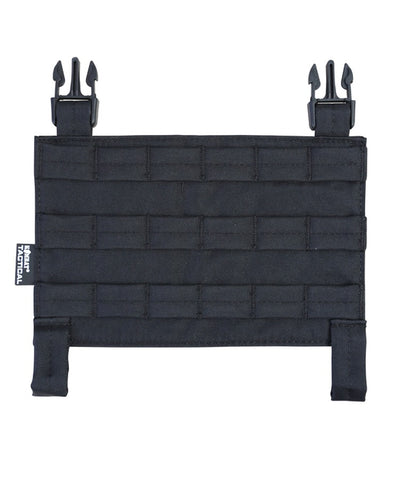 Buckle-tek molle panel-Black