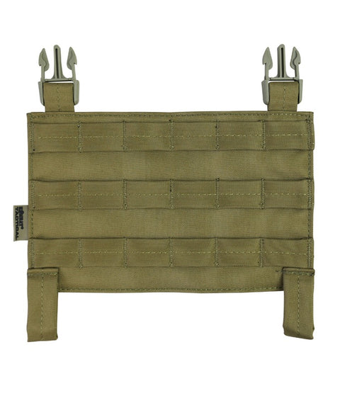 Buckle-tek molle panel COYOTE Airsoft Kombat UK - The Back Alley Army Store