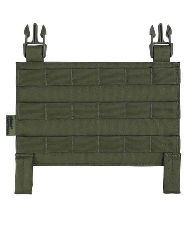 kombat tatical buckle tek molle panel