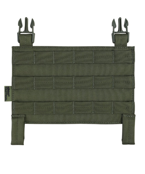 Buckle-tek molle panel OLIVE Airsoft Kombat UK - The Back Alley Army Store