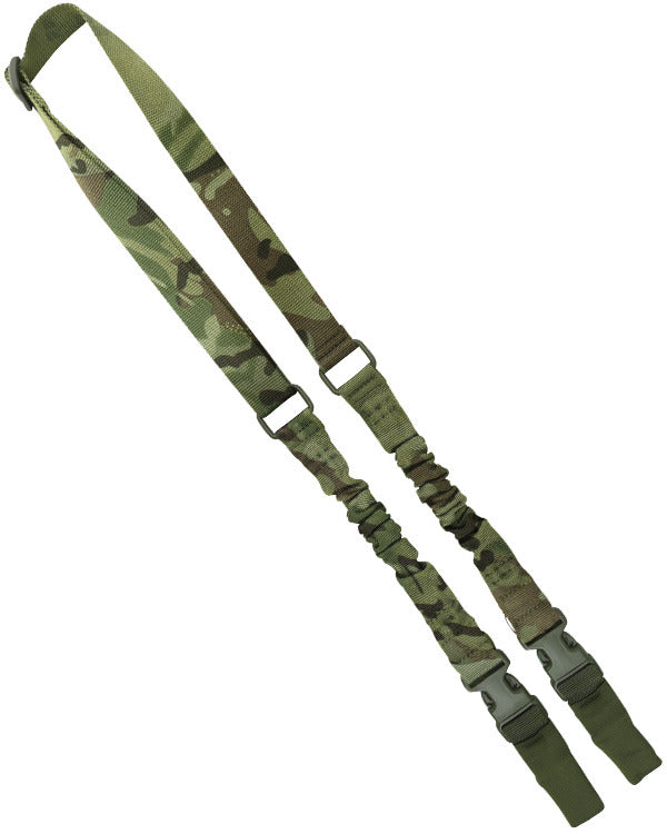 double point bungee rifle sling btp camo