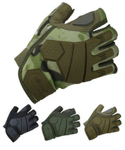 Alpha fingerless tactical gloves-B.T.P