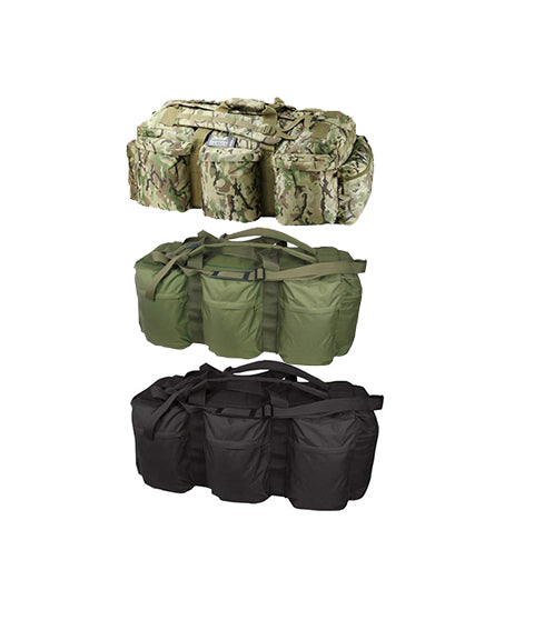 Assault Holdall 100ltr  Bag Kombat UK - The Back Alley Army Store