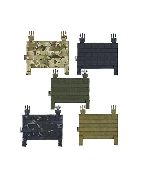 Buckle-tek molle panel-Coyote