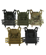 2 xl tactical vest  Airsoft Kombat UK - The Back Alley Army Store