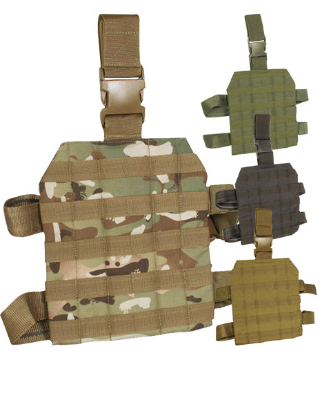 Elite dropleg platform  Airsoft Viper Tactical - The Back Alley Army Store
