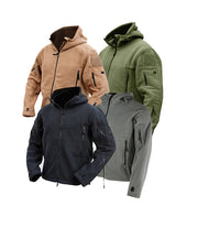 Recon tactical hoodie-Coyote