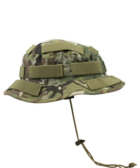 Concealment bush hat-BTP 58(M) headwear Kombat UK - The Back Alley Army Store