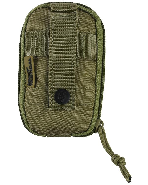 kombat uk covert dump pouch coyote brown desert tan