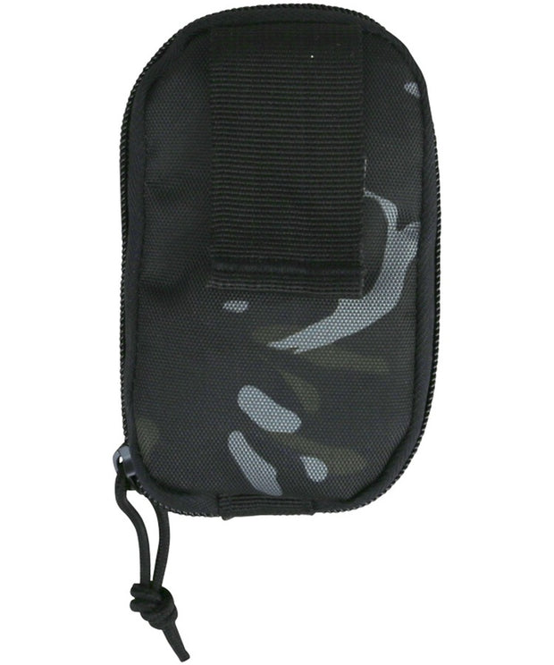 kombat uk covert dump pouch btp black camo