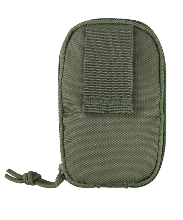 kombat uk covert dump pouch olive green od