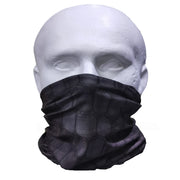 Croc skin black tactical snood  headwear Rude Snoods - The Back Alley Army Store