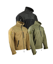 Defender tactical fleece-Coyote