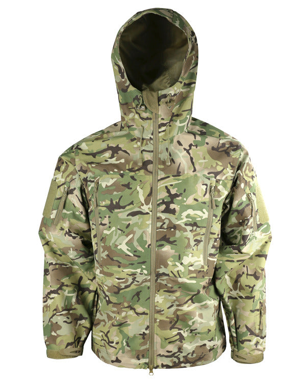 Defender kom-tex smock waterproof, windproof, breathable british army camo