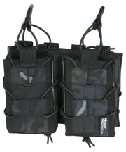 adjustable double mag pouch airsoft pouch