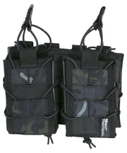kombat tactical delta fast double magazine pouch