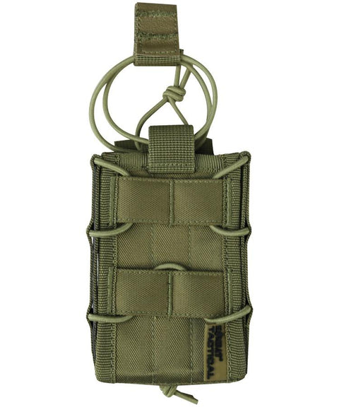 kombat tactical delta fast magazine pouch coyote brown desert tan