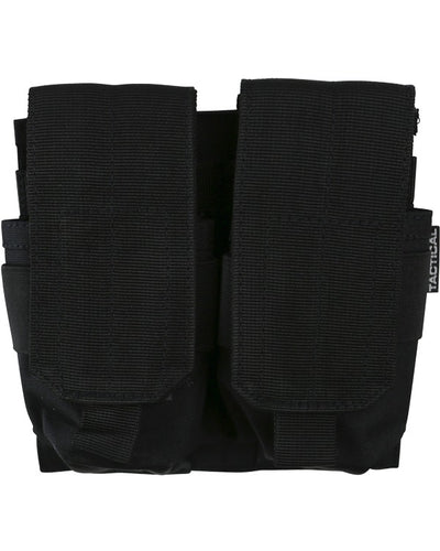 Double ORIGINAL style mag pouch-Black airsoft magazine pouch