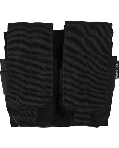 kombat tactical double original mag pouch black