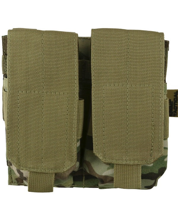 Double ORIGINAL style mag pouch-BTP airsoft mag pouch