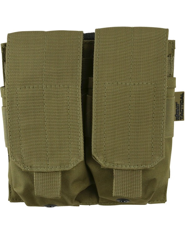 Double ORIGINAL style mag pouch-Coyote airsoft magazine pouch
