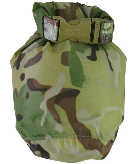 Lightweight dry sack 6 SIZES  Equipment Kombat UK - The Back Alley Army Store