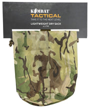 Lightweight dry sack 6 SIZES 4 LITRE Equipment Kombat UK - The Back Alley Army Store
